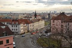 Views of Prague (Alex LX) Tags: europe ceska czechia czech capital city old town architecture turism street sky road square