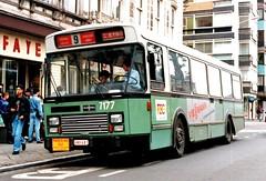 7 177 9 (brossel 8260) Tags: belgique charleroi bus tec stic