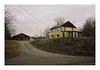 Another House, Another Hill. (Drew Amyot) Tags: drewamyot 2017 filmphotography analogphotography nikonf4 kodakportra160 londonderry rural novascotia novascotiaphotography
