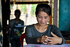 Kampong Phluk (Valdas Photo Trip) Tags: cambodia siem reap floating village travel people girl portrait