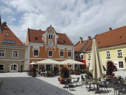 Hauptplatz, Kapfenberg, Austria