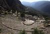 The theatre at Delphi ,Delphi,Greece (kukkaibkk) Tags: delphi greece