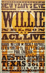 Willie Nelson (jac malloy) Tags: posters poster art artwork concertposter concertposters concertartwork concertart usa acllive posterart posterartwork austin austinist austinot austintx austintexas austincitylimits atx illustration limitedrun limitedruns willie willienelson redheadedstranger rollmeupandsmokeme rollmeupandsmokemewhenidie posterdesign photovoice austintatious acl concert artsy studio6a photo photograph photography flickr thingsisee stuffisee texas jacmalloy