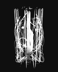 Illuminare (Natalya Karavay) Tags: conceptual aesthetic arte art monoart edison filament abstraction abstract night midnight twotone artistic graphic glowing glow black dark monochromatic monochrome noiretblanc blackwhite noir