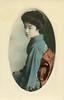 Geigi Otomaru 1910s (1) (Blue Ruin 1) Tags: geigi geiko geisha japanese japan meijiperiod taishoperiod 1910s postcard shinbashi tokyo otomaru