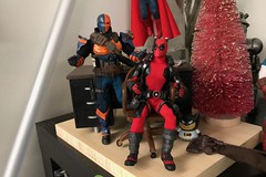 The Wilson Boys (misterperturbed) Tags: deathstroke dccomics secretsociety defiant titans deadpool marvelcomicsgroup marvel mezco mezcoone12collective diamondselect xfiles superman batmanvsupermandawnofjustice