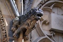 Gargoyles - 41 (fotomänni) Tags: gargoyles gargouille skulptur sculpture skulpturen steinfiguren prag praha prague veitsdom manfredweis
