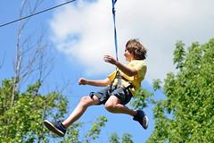 The type of #Zipline #brake you choose will dramatically affect your #risk #management and the life span of your zipwire http://j.mp/2iHaPdF (Skywalker Adventure Builders) Tags: high ropes course zipline zipwire construction design klimpark klimbos hochseilgarten waldseilpark skywalker