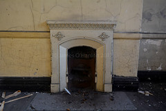 Old fireplace (James O'Hanlon) Tags: lord street st lordst lordstreet arcade shopping magno house bhs blacklers units shops 1901 building old historical liverpool merseyside lordstreetarcade lordstarcade