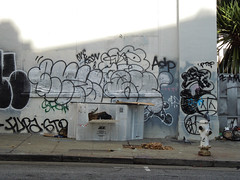(gordon gekkoh) Tags: ecks beks bbb san francisco sanfrancisco graffiti
