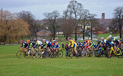 Cyclo Cross start (Majorshots) Tags: macclesfield cheshire southpark macclesfieldwheelerssupacross2017 cyclocross