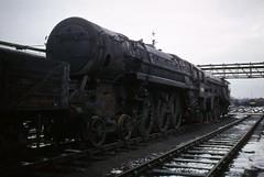 img005 (OldRailPics) Tags: br steam locomotive loco british railways crewe works 71000 duke gloucester