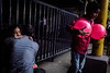 Untitled (koushiksinharoy1) Tags: street photography kids balloon expression emotion girl boy man railing hug grab hold afternoon park india city eye gaze lowlight visualstorytelling streetphotography streetphotographer