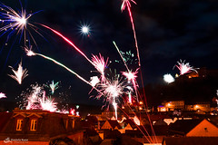 #1 Feuerwerk2018 (Mitrish) Tags: feuerwerk firework silvester newyear neues jahr 2018 kulmbach raketen