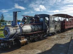 Cuban steam train (kriswoods2322) Tags: train locomotive loco steam transport tourist holguin cuba