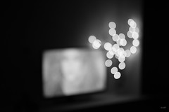 TV light (Ida Di Pasquale (captura65)) Tags: tv television light christmas luci natale televisione