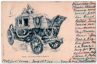 Versailles - Carriage