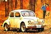 Hino PA62 (Renault 4CV 750) (andreboeni) Tags: classic car automobile cars automobiles voitures autos automobili classique voiture rétro retro auto oldtimer klassik classica classico publicity advert advertising advertisement renault 4cv 750 hino pa62 japan japonais japanese