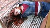 You're Not Letting Vivian Go (Fanta_Productions) Tags: bondage ropebondage hogtied microfoamtape tapegag boundandgagged redhead redhair damselindistress denimjacket denim denimfetish girlstruggling girlstiedup videoscreenshot