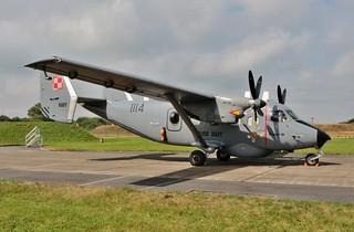 PZL-M28B Bryza Polish Navy at Nordholz Airbase (ETMN) Aug.2013