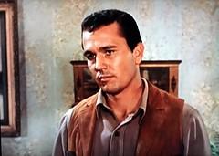 "Don Durant in ""Laramie."" (stalnakerjack) Tags: hollywood actors tv westerns dondurant laramie"