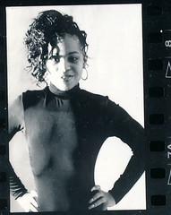 Lace Philadelphia Studio Photo Shoot Kodak TMY 35mm B&W Contact Sheet Proof Print Aug 1994 IMG_0003 (photographer695) Tags: lace philadelphia studio photo shoot kodak tmy 35mm bw contact sheet proof print aug 1994