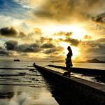 A sunset in Santos thumbnail