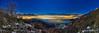 Paysage panoramique de nuit en pose longue, mer de nuage sur l'agglomération de Grenoble (Rémy Berruyer) Tags: 303sph autopano canon grenoble hiver kolor manfrotto oloneo seyssinetpariset landscape merdunuage montagne nature nuage nuit panoramique paysage poselongue auvergne rhônealpes