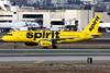 Spirit Airlines | Airbus A320-200 | N604NK | Los Angeles International (Dennis HKG) Tags: spirit spiritairlines nks nk airbus a320 airbusa320 aircraft airplane airport plane planespotting losangeles klax lax n604nk canon 7d 100400
