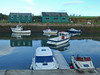 Small boats in St Andrews Harbour (danube9999) Tags: boat vessel harbour standrews fife scotland