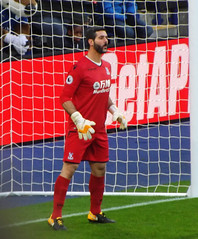 Julian Speroni (lcfcian1) Tags: leicester city crystal palace lcfc cpfc king power stadium premier league epl bpl sport football england leicestercity crystalpalace leicestercityvcrystalpalace kingpowerstadium premierleague julian speroni juliansperoni