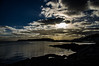 The Shore (Half A Century Of Photography) Tags: nightfall water firthofclyde clouds sky