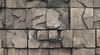 A15608 / desaturated detail at sfmoma (janeland) Tags: sanfrancisco california 94103 sfmoma sanfranciscomuseumofmodernart detail cedar wood sculpture abstract selectivedesaturation ursulavonrydingsvard czarazbabelkami