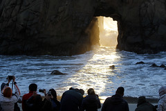 Big Sur (Kevin K Cheung) Tags: big sur pfeiffer beach sea cave 12262017 chinatown photographic society kevin cheung california sunset