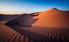Empty desert, Abu Dhabi (reinaroundtheglobe) Tags: desert abudhabi middleeast dry heath sunset shadows pattern sand sanddunes repeatingpattern