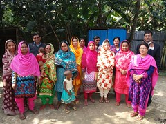 Participatory Evaluation for Integrated Community Development Projects (ICDP) in Bangladesh