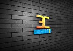 Logo Design (shopbd) Tags: logodesign classic effect indieground insignia label mockup presentation retro style text type typography