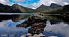 cradle mountain tasmania (tyronne_thomas) Tags: cradle mountain tas tasmania cloud dovelake