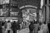 Motomachi (Hideki Iba) Tags: street kobe japan nikon d850 50mm motomachi monochrome bw blackandwhite