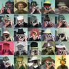 25 cameras, 25 hats (pho-Tony) Tags: cameraselfportraits selectedhats analog analogue film ishootfilm 52camerasin52weeks 52 52weeks