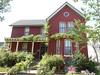 Red Brick Home, 315 W. Washington, Monticello, IL 01 - 2015 (RLWisegarver) Tags: piatt county history monticello illinois usa il
