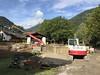 Bagger im Kurpark (Oberau-Online) Tags: oberau kurpark baustelle
