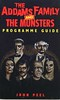 The Addams Family and The Munsters. Programme Guide. (ciudad imaginaria) Tags: libro book munsters themunsters lafamiliaaddams theaddamsfamily johnpeel alisterpearson televisión tv