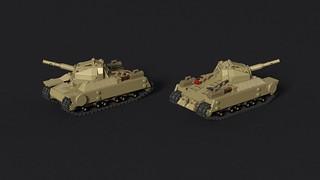Carro Pomodoro P40 Heavy Tank