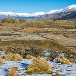 Mt Sunday aka LOTR Edoras, Canterbury, NZ thumbnail