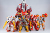 MakeToys Technobots (KayOne73) Tags: maketoys quantron combiner technobots 3rd party 3p transformers robots toys mecha sony a6300 blind fire scattershot strafe metal storm lightspeed celeritas sonic drill nosecone after burner overheat