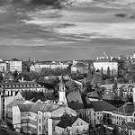 Prague - View from Vyšehrad thumbnail