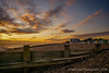 Winter Sunset (Neil Clark) Tags: ferringbeach greatbritain manualfocus pentaxa2450mmf40 sonynex6 sunset westsussex englishchannel groyne shingle