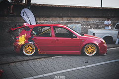 SEASIDE STANCE 2017 (JAYJOE.MEDIA) Tags: vw golf mk4 volkswagen low lower lowered lowlife stance stanced bagged airride static slamed wheelwhore fitment