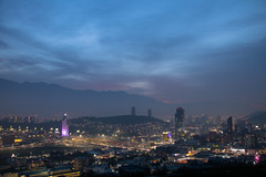 Monterrey. (gyogzz) Tags: monterrey sunset atardecer nuevo leon méxico photographie photoshoot canon 80d pic panorama panoramic